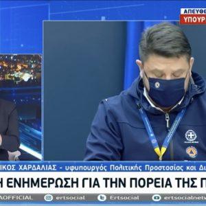 kozan.gr: Αυστηρότερο lock down στην Π.Ε. Κοζάνης ανακοίνωσε ο Υφυπουργός Πολιτικής Προστασίας Νίκος Χαρδαλιάς – Από αύριο το πρωί 6 η ώρα σε εφαρμογή και για 7 ημέρες – Αναστέλλεται η λειτουργία των λαϊκών αγορών – Στην Κοζάνη μεταβαίνει κλιμάκιο του ΕΟΔΥ – Όλη η ανακοίνωση –  (Βίντεο)