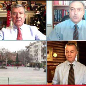 kozan.gr:  Ατυχέστατο σχόλιο, από τον  Θ. Βασιλακόπουλο, καθηγητής πνευμολογίας εντατικής θεραπείας ΕΚΠΑ, για τους δημότες της Κοζάνης, με βάση μια άστοχη σύγκριση ασύνδετων παραδειγμάτων – Δείτε τι είπε στη σημερινή εκπομπή του ΣΚΑΙ  (Βίντεο)