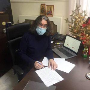 Δήμος Σερβίων:  Υπογραφή Σύμβασης για την «Προμήθεια οχημάτων μηχανημάτων έργου και εξοπλισμού για την υποστήριξη Υπηρεσιών του Δήμου»