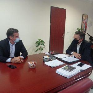 kozan.gr: Ώρα 14:30: Με τον Περιφερειάρχη Δ. Μακεδονίας συναντήθηκε ο Πρόεδρος του ΕΟΔΥ  Παναγιώτης Αρκουμανέας – Σε λίγο θα συμμετάσχει στη σύσκεψη στο κτήριο στην Π.Ε. Κοζάνης (Φωτογραφίες)