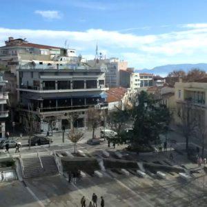 kozan.gr: Aυξημένη η κίνηση αυτή την ώρα στην Κοζάνη – Δείτε ζωντανή εικόνα από το κέντρο της πόλης (Βίντεο)