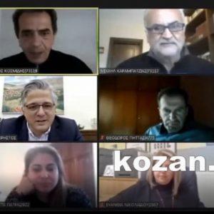 """kozan.gr: Aντιπαράθεση Ζευκλή – Κοσμίδη: """"Είσαι βαθιά νυχτωμένος – Στα μούτρα σου το νυχτωμένος"""" (Βίντεο)"""