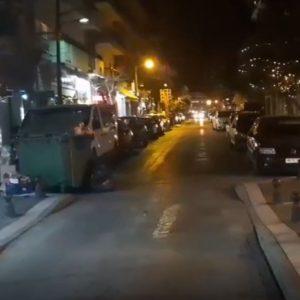 kozan.gr: Ώρα 18:40: Εικόνες από κεντρικά σημεία της Πτολεμαΐδας, παραμονή Χριστουγέννων (Βίντεο)