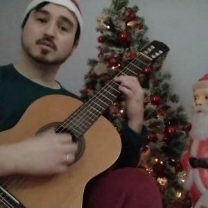 Mουσικό βίντεο Χριστουγέννων από μαθητή της Γ' λυκείου του Μουσικού Σχολείου Σιάτιστας