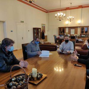 Ολοκληρώνονται οι παρεμβάσεις στο Πολιτιστικό Κέντρο Λευκόβρυσης
