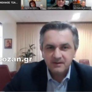 kozan.gr: Ποιοι περιφερειακοί σύμβουλοι προτίθενται να κάνουν το εμβόλιο για τον κορωνοϊό – Γιατί δεν θα το κάνει ο Περιφερειάρχης Δ. Μακεδονίας (Βίντεο)