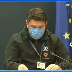 kozan.gr: Επίσημο: Παραμένει κλειστό και την ερχόμενη εβδομάδα το λιανεμπόριο στην Π.Ε. Κοζάνης – Τους λόγους εξήγησε, το απόγευμα της Παρασκευής, ο Υφυπουργός Πολιτικής Προστασίας Ν. Χαρδαλιάς – Χαρακτήρισε εξαιρετικά κρίσιμη την κατάσταση (Βίντεο)