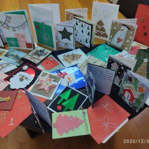 Η Διοίκηση του Γενικού Νοσοκομείου Πτολεμαΐδας «Μποδοσάκειο» ευχαριστεί δημόσια το Win Cancer για την πρωτοβουλία να αποστείλει χριστουγεννιάτικες κάρτες με ευχές και λόγια ενθάρρυνσης