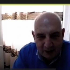 """kozan.gr: Σ. Γκανάτσιος: """"Θα κάνω, πρώτος, εγώ το εμβόλιο"""" (Βίντεο)"""