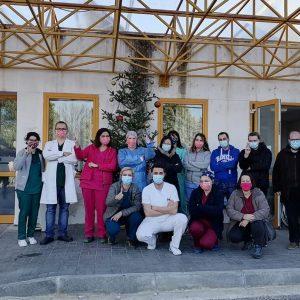 kozan.gr: Οι ευχές για τη νέα χρονιά από την ομάδα του ΤΕΠ στο Μποδοσάκειο νοσοκομείο Πτολεμαΐδας  (Φωτογραφία)