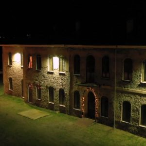 kozan.gr: Το όμορφο βίντεο, με drone, με τα στολισμένα Σέρβια
