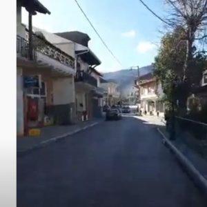 kozan.gr: Εμπόριο Εορδαίας: Mε ζουρνάδες, από τα μεγάφωνα, αλλά χωρίς «Κοκόνες, Γκέγκηδες και Εσκάρηδες»  η πρώτη μέρα του χρόνου (2021) στο χωριό  (Βίντεο)