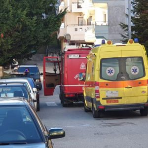kozan.gr: Κλήση για καπνό – πιθανότατα από μαγειρικό σκεύος- σε μονοκατοικία στην οδό Κ. Μαμάτσιου, δέχτηκε η Πυροσβεστική υπηρεσία Κοζάνης, λίγο μετά τις 15.30  (Φωτογραφία)