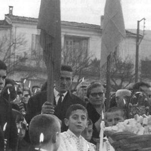 To πούλημα των σταυρών στο Βελβεντό την ημέρα των φώτων κατά τη δεκαετία του 1970 (Γράφει ο Πολυνείκης Αγγέλης)