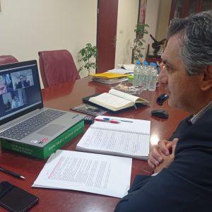 Τηλεδιάσκεψη Περιφερειάρχη Δυτικής Μακεδονίας με Υπουργό Ανάπτυξης και Επενδύσεων κ. Άδωνι Γεωργιάδη για περαιτέρω στήριξη των επιχειρήσεων της Π.Δ.Μ. – O Υπουργός δεσμεύτηκε για τη διερεύνηση και εξάντληση όλων των δυνατοτήτων