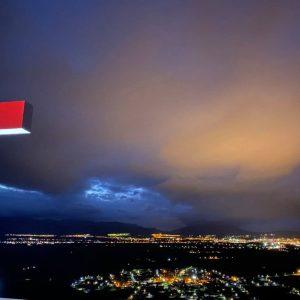kozan.gr: Η όμορφη, σημερινή, βραδινή εικόνα από την ευρύτερη περιοχή των Πετρανών Κοζάνης (Φωτογραφία)