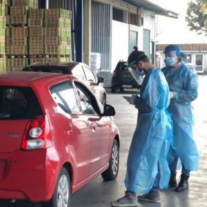 kozan.gr: Όλα αρνητικά τα σημερινά αποτελέσματα των rapid tests στο Βελβεντό – Έγιναν 94 δειγματοληψίες