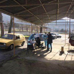 kozan.gr: Όλα αρνητικά τα 37 δείγματα από τα σημερινά rapid tests στην πόλη των Σερβίων