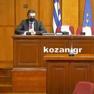 kozan.gr: Την παρέμβαση του Εισαγγελέα για να δημιουργήσει την αντίστοιχη έρευνα για το θέμα των ετεροχρονισμένων κρουσμάτων ζήτησε ο Περιφερειάρχης Δ. Μακεδονίας Γιώργος Κασαπίδης ώστε να διερευνηθεί αν αυτή η κατάσταση αποτέλεσε κι αιτία διασποράς του ιού (Βίντεο)