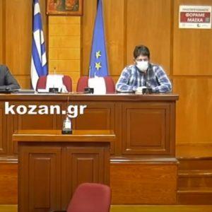 """kozan.gr: Ι. Ρωμιόπουλος: """"Ελεγχόμενη η κατάσταση στον Κρόκο Κοζάνης"""" (Βίντεο)"""