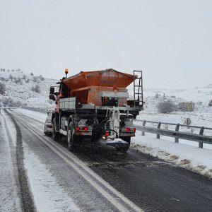 Ώρα 20:00: Η κατάσταση στο οδικό δίκτυο της Περιφέρειας Δυτικής Μακεδονίας ανά Διεύθυνση Αστυνομίας