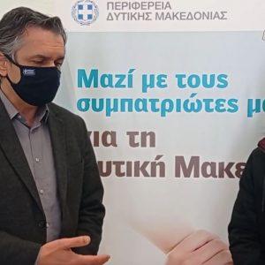 Συνάντηση με το Τοπικό Συμβούλιο Λιβαδερού είχε την Δευτέρα 18/1 ο Περιφερειάρχης Δυτικής Μακεδονίας Γ. Κασαπίδης – Tα θέματα που συζητήθηκαν (Βίντεο)