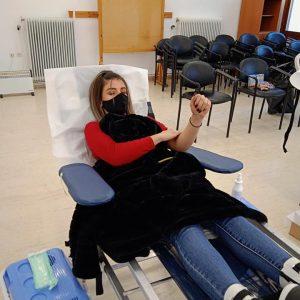 """kozan.gr: Φωτογραφίες από τη σημερινή αιμοδοσία του συλλόγου """"Σταγόνα Ελπίδας"""" στην Αιανή"""