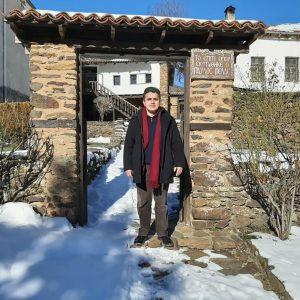 Oλοκληρώθηκε το 1ο μέρος του έργου βελτίωσης του περιβάλλοντος χώρου της οικίας που σκοτώθηκε ο ήρωας Παύλος Μελάς