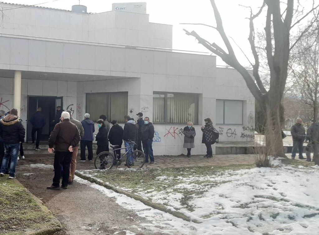 kozan.gr: Τι έδειξαν τα σημερινά rapid tests που έγιναν στο Πνευματικό Κέντρο Πτολεμαΐδας;