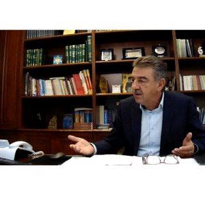 H τοποθέτηση του Δημάρχου Γρεβενών κ. Γιώργου Δασταμάνη στην τηλεδιάσκεψη πρυτανείας και φορέων για το μέλλον του Πανεπιστημίου Δυτικής Μακεδονίας (Βίντεο)