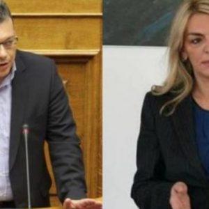 Φάμελλος-Πέρκα: Ο κύριος Μητσοτάκης είναι προσωπικά υπεύθυνος για το ενεργειακό και περιβαλλοντικό βραχυκύκλωμα της χώρας