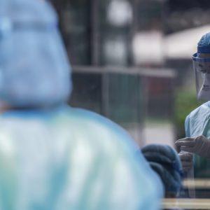 Παπά-Κονιδάρη: Τρία νέα κρούσματα της βρετανικής μετάλλαξης του κορωνοϊού στη Βόρεια Ελλάδα