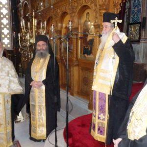 Στο «Ιερό Θυσιαστήριο του Ουρανού» ο αρχιμανδρίτης π. Χριστοφόρος Παπανικολάου (Του Γιάννη Μουκίδη)