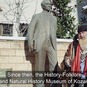 """Το """"Πειρατολόγιο"""" επισκέφτηκε το Ιστορικό, Λαογραφικό και Φυσικής Ιστορίας Μουσείο Κοζάνης (Βίντεο)"""