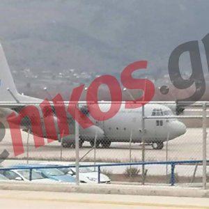 Μεταγωγικό αεροσκάφος C-130 συμμετέχει στις έρευνες για τον εντοπισμό του εκπαιδευτικού αεροσκάφους και του αγνοούμενου πιλότου Ιρακινής καταγωγής (Βίντεο)