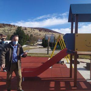Αναβαθμίζονται οι παιδικές χαρές του Δήμου Κοζάνης