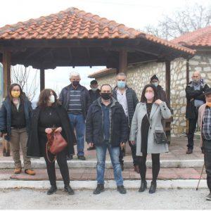 Στο Μικρόβαλτο ο Aντιπεριφερειάρχης Ανάπτυξης Ν. Λυσσαρίδης – Ανησυχία και καθολικό ΟΧΙ των παρευρισκομένων κατοίκων στην προοπτική δημιουργίας ΧΥΤΑΜ στο Ζιδάνι