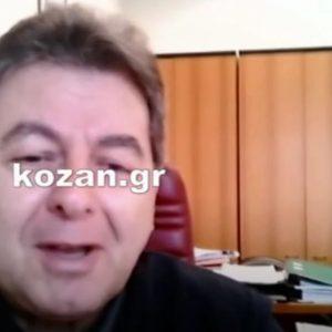 "kozan.gr: Aφού σύμφωνα με τον Διευθυντή της Τεχνικής υπηρεσίας της Περιφέρειας Δ. Μακεδονίας, Κ. Αναγνώστου, όπως επανέλαβε, ξεκάθαρα, σήμερα 9/2, γιατί συνεχίζουν να λειτουργούν τα φανάρια στην υψηλή Γέφυρα των Σερβίων; – ""Η Γέφυρα ούτε πέφτει και μπορεί κάλλιστα να δεχτεί την κυκλοφορία που δεχόταν μέχρι πρότινος"", ανέφερε ο κ. Αναγνώστου (Βίντεο)"