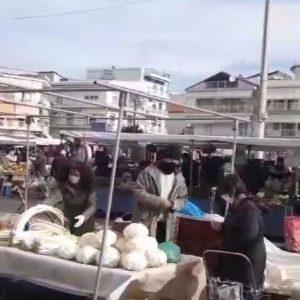 kozan,.gr: Εικόνες από τη διεξαγωγή της σημερινής λαϊκής αγοράς στην Πτολεμαΐδα – Δηλώσεις αρμόδιου Αντιδημάρχου Δημήτρη Ορφανίδη (Βίντεο)
