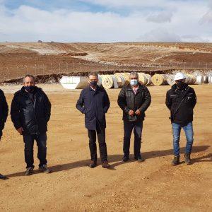 Πράσινη ανάπτυξη: Επίσκεψη του Λάζαρου Μαλούτα στα έργα ΑΠΕ (τα φωτοβολταϊκά πάρκα των ΕΛΠΕ και Notias SA,) που υλοποιούνται στα όρια του Δήμου Κοζάνης (Φωτογραφίες – Δελτίο τύπου)