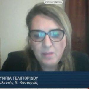 Ολυμπίας Τελιγιορίδου (βουλευτής Καστοριάς): Ο κ. Κεφαλογιάννης ή λέει ψέματα ή δεν γνωρίζει
