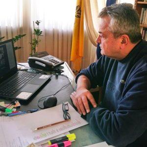 Η έκτακτη σύσκεψη του Συντονιστικού Οργάνου Πολιτικής Προστασίας της ΠΕ Κοζάνης υπό την Προεδρία του Αντιπεριφερειάρχη Γρηγόρη Τσιούμαρη