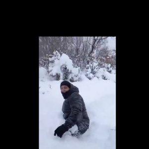 kozan.gr: Προπόνηση, για τολμηρούς, στα μονοπάτια του Προφήτη Ηλία, στην Ασβεστόπετρα Εορδαίας, με το χιόνι να ξεπερνά, σε κάποια σημεία και το ένα μέτρο (Βίντεο)