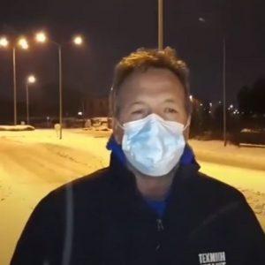 kozan.gr: Ώρα 18:30: Ο Αντιδήμαρχος Κοζάνης Γ. Δουγαλής μιλά για τις προσπάθειες του δήμου στο μέτωπο για την κακοκαιρία αλλά απαντά και στα παράπονα των συμπολιτών (Βίντεο)