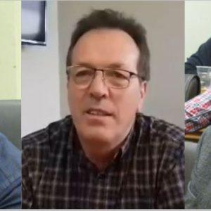 """kozan.gr: Συναδελφική απρέπεια & γκάφα από τον Γ. Τζουμερκιώτη την ώρα που μιλούσε ο Γ. Δουγαλής, στην χθεσινοβραδινή συνεδρίαση του Δ.Σ. Κοζάνης – Του τηλεφώνησε """"κάποιος"""" και χλεύαζαν μαζί τον Αντιδήμαρχο Πολιτικής Προστασίας – Αποκαλύφθηκαν όταν ο Γ. Τζουμερκιώτης,  ξέχασε ανοιχτό το μικρόφωνο – Τι λέει στο kozan.gr, για το συμβάν, ο Γ. Δουγαλής – Το """"καρφί"""" του για τον Ε. Σημανδράκο (Βίντεο)"""