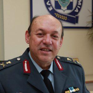 Αποχαιρετιστήρια Επιστολή Γενικού Περιφερειακού Αστυνομικού Διευθυντή Δυτικής Μακεδονίας Υποστράτηγου ε.ο.θ. Θεόδωρου Κεραμά