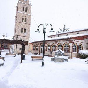 Όμορφες χειμωνιάτικες εικόνες από την Τ.Κ. Κερασιάς του Δήμου Κοζάνης