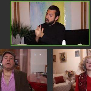 ΔΕΝ ΤΟ ΖΟΟΜ': Στου Γκρουπ Θέραπυ (Βίντεο)