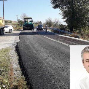 1.670.000,00 € για την Συντήρηση-Βελτίωση του Επαρχιακού Οδικού δικτύου του Δήμου Κοζάνης