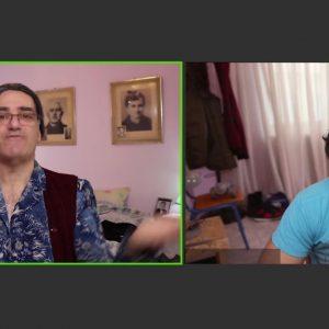 """Παρακολουθήστε τους Μανώλη Μαρκόπουλο και Σωφρόνη Ευθυμιάδη στο ξεκαρδιστικό σκετσάκι """"Η διαθήκη"""" (Βίντεο)"""